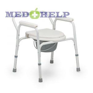 Стул туалет для инвалидов и пожилых людей